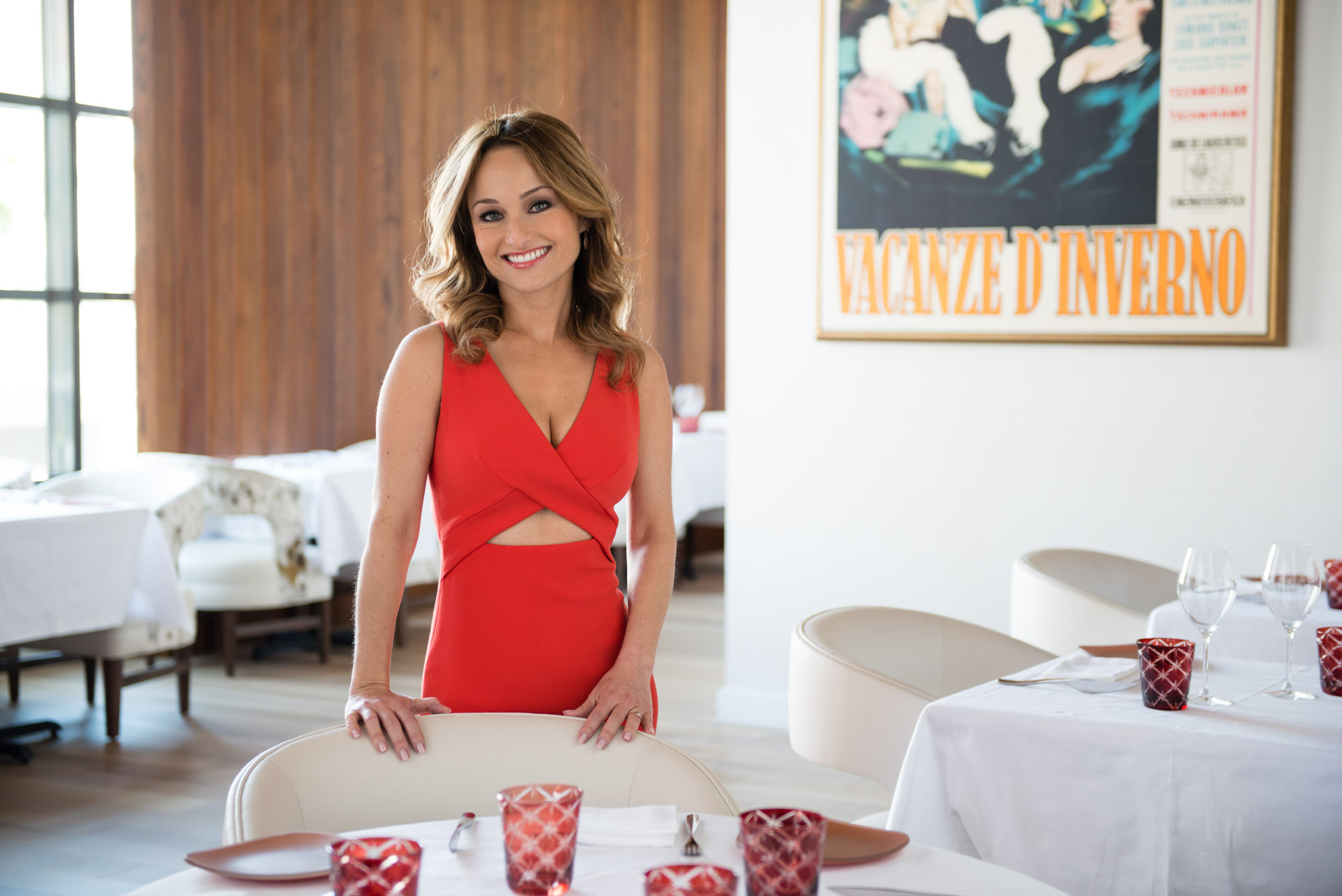 Giada Celebrity Chef Restaurant in Las Vegas